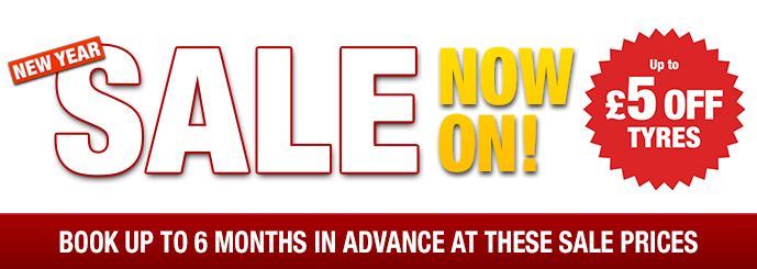 New Year Sale Now On!